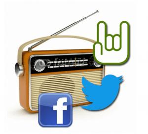 Radio Social Media