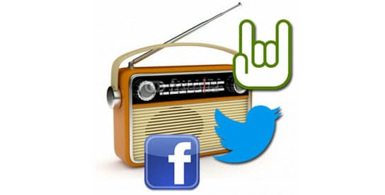 Using Social Media in Radio