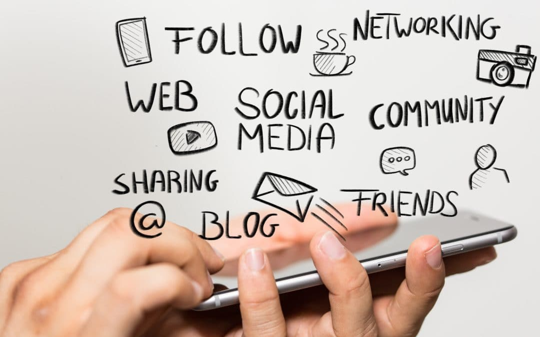 Ways to use Social Media for your Radio Station