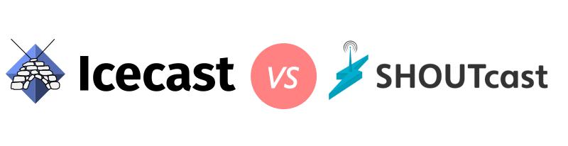 Shoutcast vs Icecast – The Showdown!